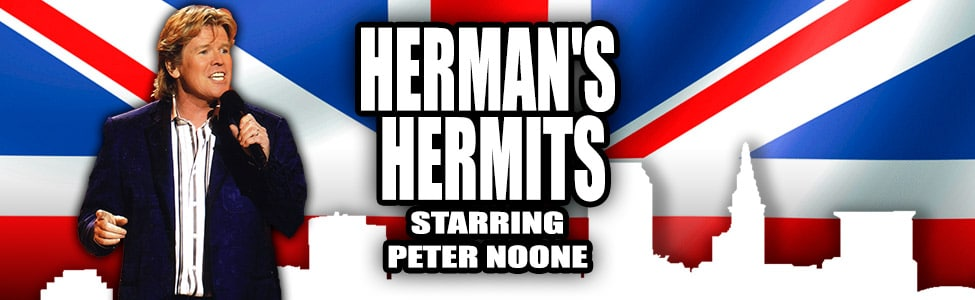 Image result for peter noone herman's hermits