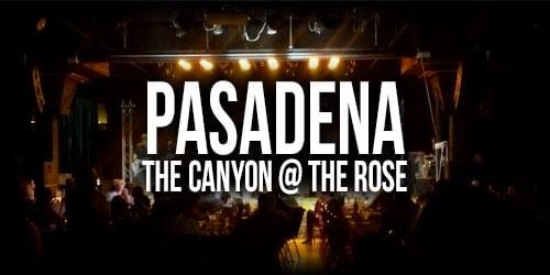 Pasadena Contact Page